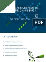 Webinar - Sistemas Modernos de Protección Sísmica 2015