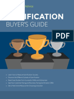 Gamification Buyer's Guide