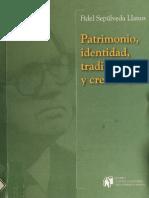 Sepúlveda, F-Patrimonio, identidad, tradicion y creatividad.pdf