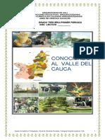 Conociendo Al Valle Del Cauca