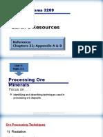 U5-T 2.3-Processing Ore Minerals
