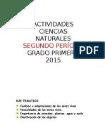 ACTIVIDADES NATURALES 1°.pptx