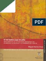 03 El Sol Babea Jugo de Pina Antologia Literaturas Indigenas Del Atlantico