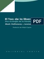 El Tao de La Liberacion - Mark Hathaway