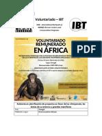 Voluntariado Senegal Africa