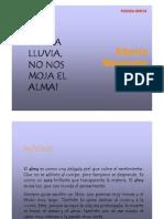 HAY VECES EN QUE LA LLUVIA... AlbertoMenéndez.(México)