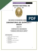 Lab n5 Compuestos Oxigenados