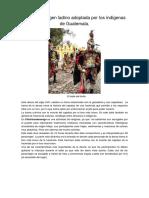 3 danzas folcloricas El Torito, El Venado, Baile de moros con imagen estandard.docx