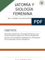 1. Anatomía y Fisiología Femenina
