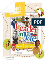 the leader in me lesson