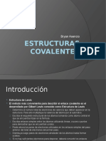 Estructuras Covalentes