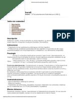 Medicamento Miconazol (Tópico Bucal) 2013