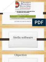 STELLA SOFTWARE