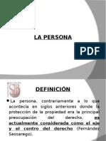 D° de las Personas 01