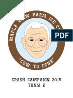Crash Campaign 2015