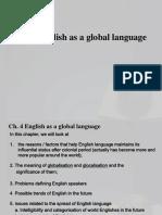 Ch. 4 English as a Global Language 1-17