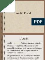 Complément de Cours Audit Et Gestion Fiscale Supet Fac Master ACG 2