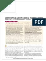 Atb Profilaxis en Od