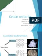 Celdas Unitarias y Cristales