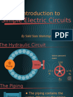 An Introduction to Simple Electric Circuits