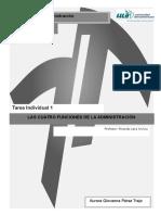 Perez_Trejo_S1_TICuatro Funciones de La Administracion