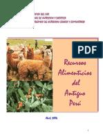 1286763091.Apuntes 02 Recursos Alimenticios Del Antiguo Peru