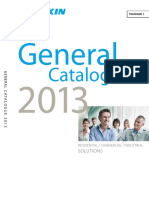 Daikin General Catalog 2013 Eng