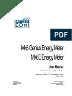 EDMI Mk6 Genius Revision D1