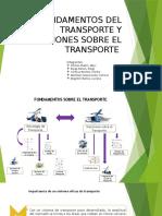 Fundamentos Del Transporte y Decisiones Sobre El Transporte [Autoguardado]