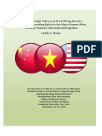 Thayer Vietnam's Foreign Policy in an Era of Rising Sino-U.S. Competition