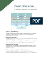 Proceso de Produccion Fer Log