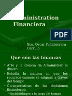 ADMINISTRACION FINANCIERA  2014