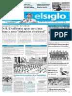 Edicion El Siglo 14-11-2016