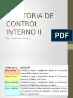 Auditoria de Control Interno