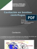 Cavitacinenbombascentrifugas