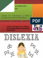 Taller de Dislexia, CNNE 1