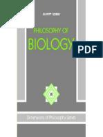 Sober - Philosophy of Biology 2nd Ed