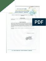 Certif de Trabajo y Capacitaciones
