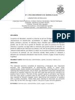 Inf. Reconocimiento de Biomoleculas