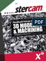 SAMPLE Mastercam X9 Handbook Volume 2