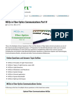MCQs in Fiber Optics Communications Part IV _ PinoyBIX - Engineering Review.pdf