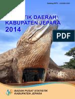 Statistik Daerah Kabupaten Jepara 2014