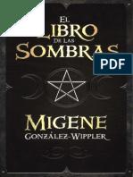 El Libro de Las Sombras-migene-gonzalez