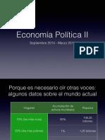 Economía Política II (Ciclo Sep 15 - Feb 16)