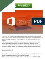 Hyrokumata Activate Office 2016