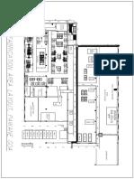 Option-1 Fabrication Area Layout