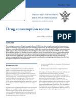 Drug Consumption Rooms Beckley