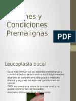 Lesiones y Condiciones Premalignas.pptx