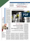 DeLillo Zero K Paolo Mastrolilli La Stampa