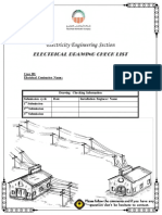Electrical Drawings Checklist Updated